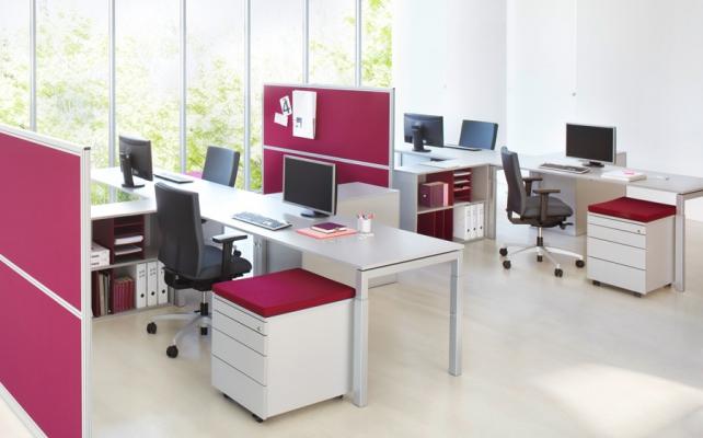 Schreibtisch_Bild1_Arbeitstisch Reihe U4